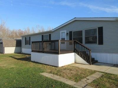 Mobile Home at 157 Ashbury Ridge Mooresville, IN 46158