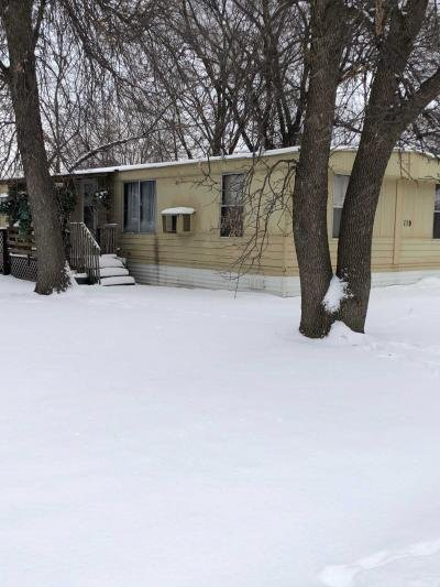 Mobile Home at 119 -112th Square Blaine, MN 55434