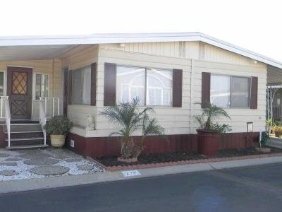Mobile Home at 4400 Philadelphia Sp 220 Chino, CA 91710