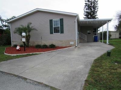 Mobile Home at 3174 Carpenter Lane Saint Cloud, FL 34769
