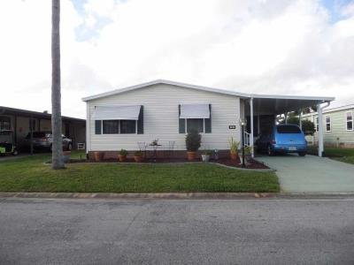 Mobile Home at 3870 Seagrove Ln. Melbourne, FL 32904