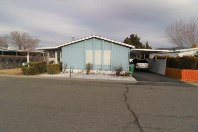 Mobile Home at 162 Brannan Way Reno, NV 89511