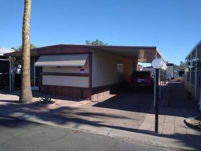 Mobile Home at 8780 E Mckellips Rd #39 Scottsdale, AZ 85257