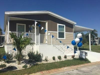 Mobile Home at 1405 82nd Avenue, Site #19 Vero Beach, FL 32966