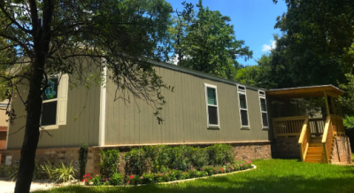 Mobile Home at 7809 Willowick Drive Spring, TX 77389