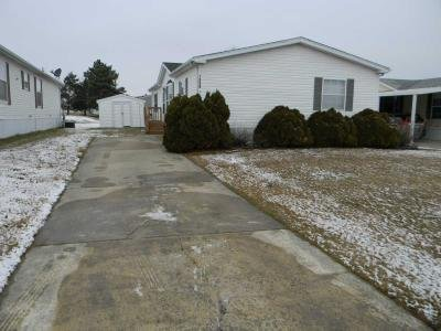Mobile Home at 1556 Cedarwood Ct Adrian, MI 49221