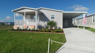 Mobile Home at 1443 Whispering Pines Loop Frostproof, FL 33843