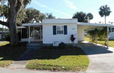 Mobile Home at 157 Oakland Dr Eustis, FL 32726