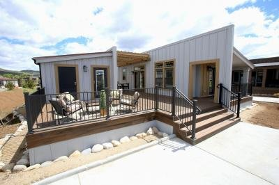 Mobile Home at 1051 Summit Trail #v22 Granby, CO 80446