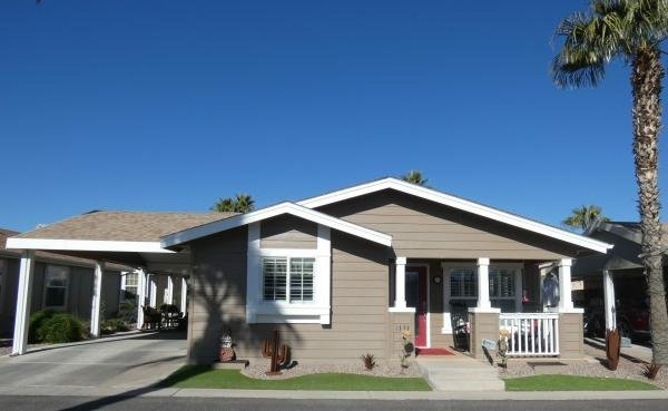 2007 PALM/PALMH Mobile Home For Sale