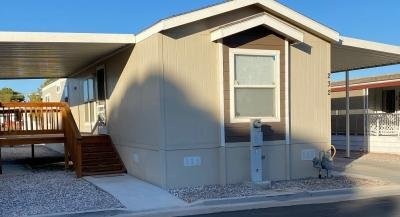 Mobile Home at 4525 W Twain  #232 Las Vegas, NV 89103