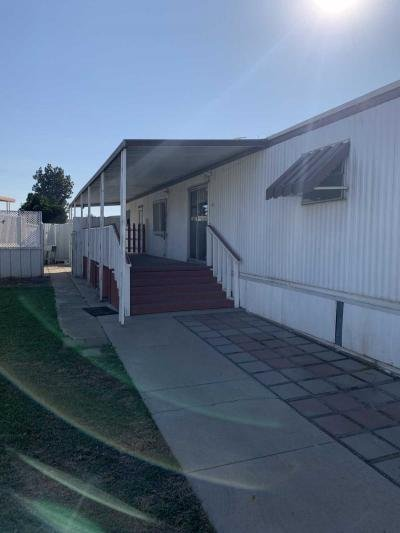 Mobile Home at 1218 East Cleveland Ave. Space 96 Madera, CA 93638