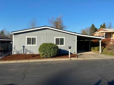 Mobile Home at 100 SW 195th Avenue, Sp. #91 Beaverton, OR 97006
