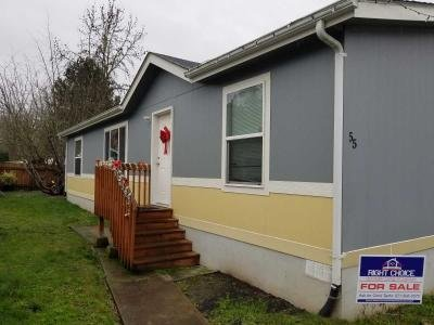 Mobile Home at 13620 SW Beef Bend Road, #55 Tigard, OR 97224
