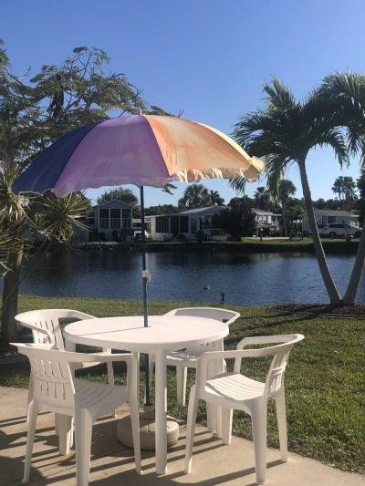 Mobile Home at 1031 Onondaga Trl Fort Myers Beach, FL 33931