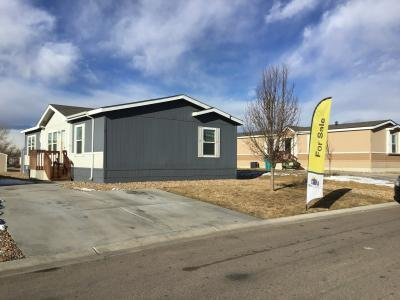 Mobile Home at 3113 Yarrow Circle Evans, CO 80620