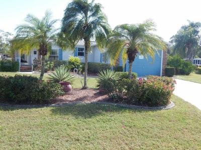 Mobile Home at 19514 Ravines Ct. North Fort Myers, FL 33903