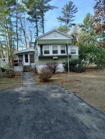 Mobile Home at 62 Beechwood Drive Halifax, MA 02338