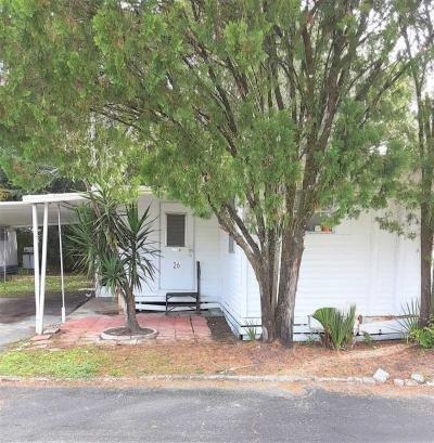 Mobile Home at 1800 E Graves Ave Lot 26 Orange City, FL 32763