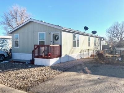 Mobile Home at 12205 Perry St. #165 Broomfield, CO 80020