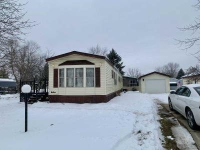 Mobile Home at 10732 254th Ave Lot 32 Trevor, WI 53179