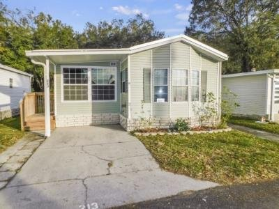 Mobile Home at 41219 Hockey Drive Lot 213 Zephyrhills, FL 33540