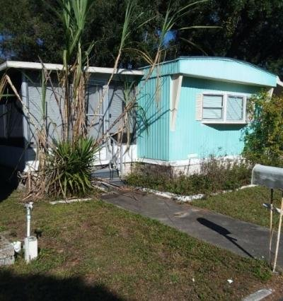 Mobile Home at 843 Walker Dr. Tampa, FL 33613