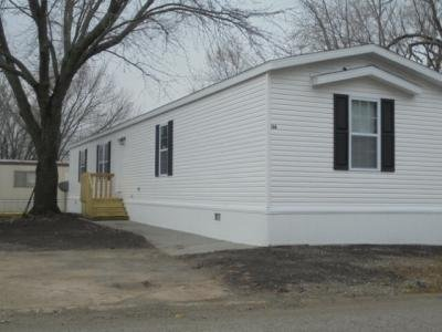 Mobile Home at 3323 Iowa Street, #158 Lawrence, KS 66046