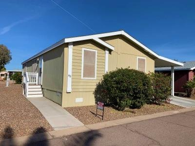 Mobile Home at 201 S Greenfield Rd #65 Mesa, AZ 85206