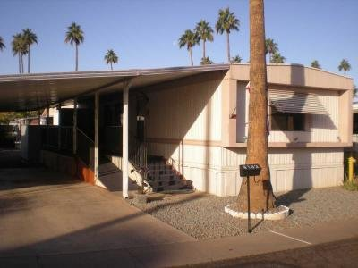 Mobile Home at 2050 W/dunlap Ave #162 Phoenix, AZ 85021
