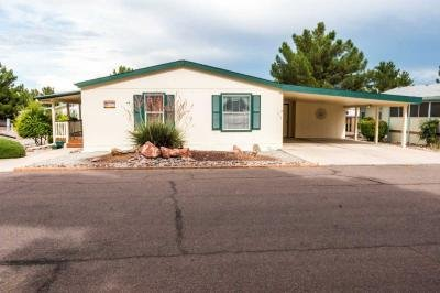 Mobile Home at 2050 West State Rt 89A Lot 219 Cottonwood, AZ 86326