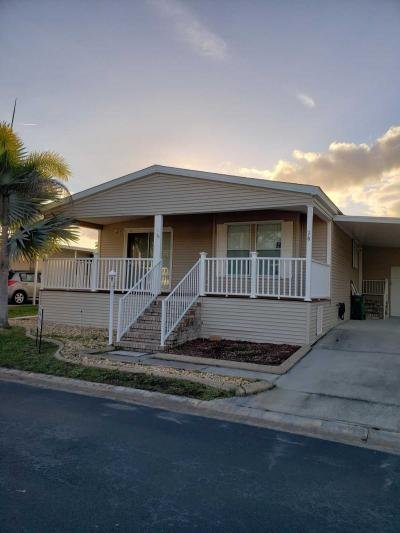 Mobile Home at 16 N. Westfield Court Melbourne, FL 32934