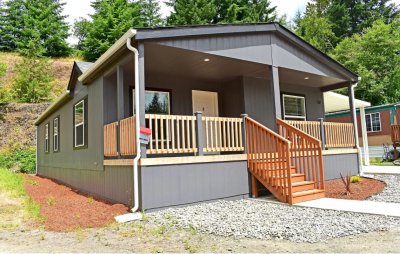 Mobile Home at 74866 Doan Road Rainier, OR 97048