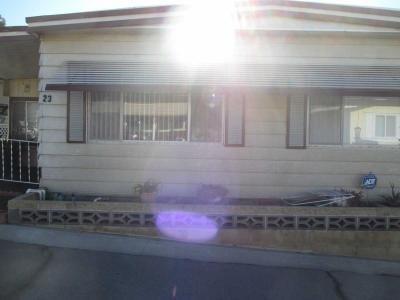 Mobile Home at 10320 Calimesa Blvd.# 23 Calimesa, CA 92320