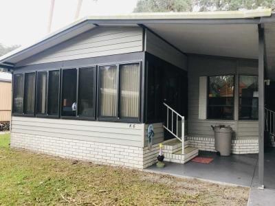 Mobile Home at 900 Aqua Isles Blvd, Lot K6 Labelle, FL 33935