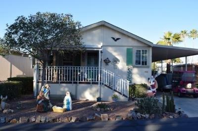 Mobile Home at 2121 S. Pantano Rd #48 Tucson, AZ 85710
