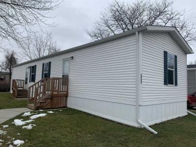 Mobile Home at 5984 Victoria St. Belleville, MI 48111