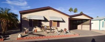Mobile Home at 3500 S. Tomahawk Rd. Apache Junction, AZ 85119