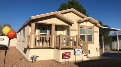 Mobile Home at 7570 E Speedway Blvd, Lot 346 Tucson, AZ 85710