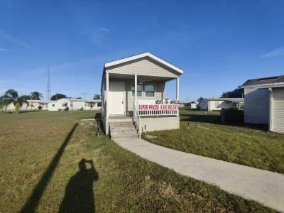 Mobile Home at 588 Minneola Ave #143 Frostproof, FL 33843