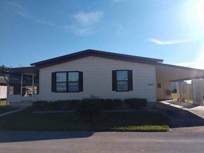 Mobile Home at 1442 Dahlia Lakeland, FL 33803