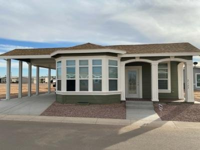 Mobile Home at 1110 North Henness Rd. #2127 Casa Grande, AZ 85122