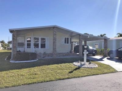 Mobile Home at 19743 Pandora Cir.  #434 North Fort Myers, FL 33903
