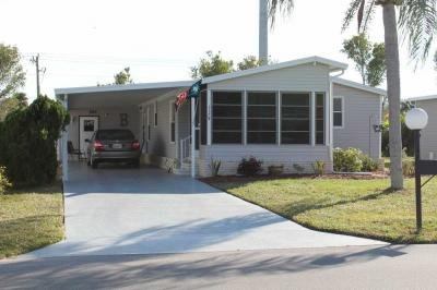 Mobile Home at 3374 Heritage Lakes Blvd, #214 North Fort Myers, FL 33917