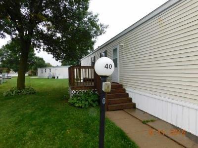 Mobile Home at 3003 Wilson Street, Lot 40 Menomonie, WI 54751
