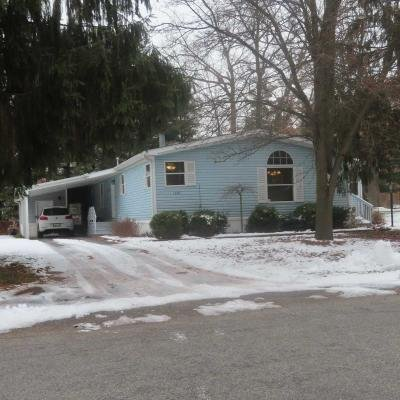 Mobile Home at 1267 Blue Brook Ln Portage, MI 49002