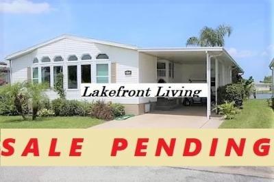Mobile Home at 477 Bimini Cay Circle Vero Beach, FL 32966