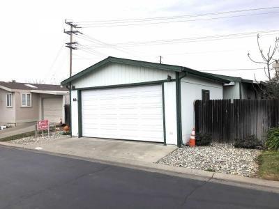 Mobile Home at 7855 Cottonwood Lane #66 Sacramento, CA 95828