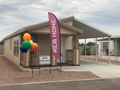 Mobile Home at 11596 W. Sierra Dawn Blvd. Surprise, AZ 85378