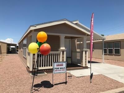 Mobile Home at 11596 W. Sierra Dawn Blvd. Surprise, AZ 85378